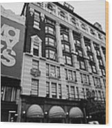 Macys Department Store New York City Wood Print