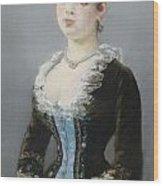 Madame Michel-levy Wood Print