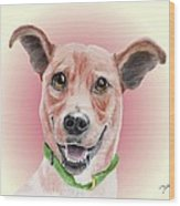 Maggie Former Shelter Sweetie Wood Print