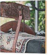 Magic Carpet Ride Southern Style Wood Print