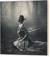 Magic Light Wood Print
