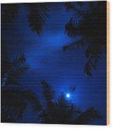 Magic Of The Night Sky 1 Wood Print