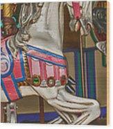 Magical Carrsoul Horse Wood Print