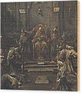 Magnasco, Alessandro 1667-1749 Wood Print
