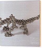 Magnetic Dragon Wood Print