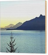 Magnificent Howe Sound Wood Print