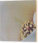 Magnolia Blosoom - 3 Wood Print