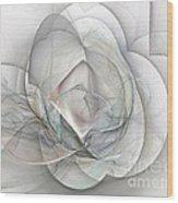 Magnolia Jazz Wood Print