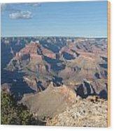 Majestic Grand Canyon Wood Print