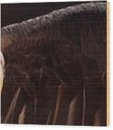 Majesty Wood Print