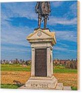 Major-general Doubleday Wood Print