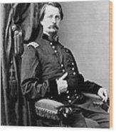 Major General Winfield Hancock Wood Print