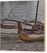 Malia Wood Print