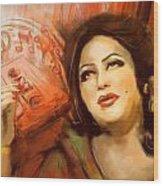 Malika Tarranum Wood Print