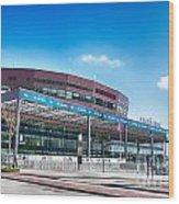 Malmo Arena 08 Wood Print