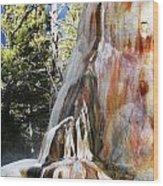 Mammoth Formation Wood Print