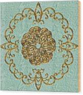 Mandala #114 Wood Print
