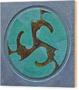 Mandala 7 Wood Print
