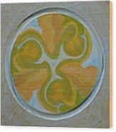 Mandala 8 Wood Print