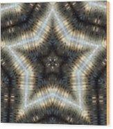 Mandala104 Wood Print