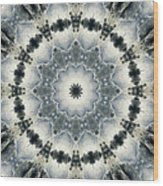 Mandala129 Wood Print
