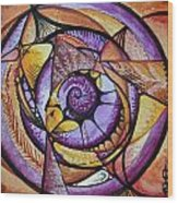 Mandala2 Wood Print
