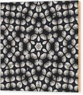 Mandala71 Wood Print