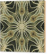 Mandala75 Wood Print
