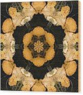 Mandala81 Wood Print