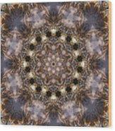 Mandala88 Wood Print