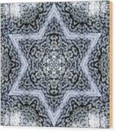 Mandala95 Wood Print