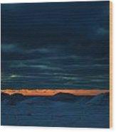 Manistee Lighthouse 5 Wood Print
