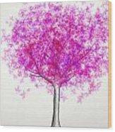 Maple Tree 4 Wood Print