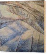Marble 12 Wood Print