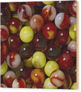 Marble Collection 19 Wood Print