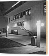 Marcus Center For The Performing Arts Wood Print