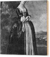 Margaret Woffington (c1714-1760) Wood Print