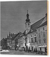 Maribor Wood Print