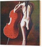 Marie Wood Print