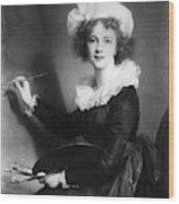 Marie Vigee-lebrun (1755-1842) Wood Print