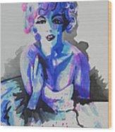 Marilyn Monroe 03 Wood Print