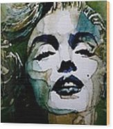 Marilyn No10 Wood Print