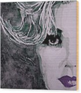 Marilyn No9 Wood Print