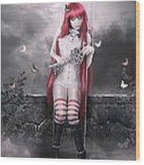 Marionette Wood Print