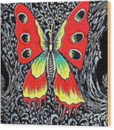 Mariposa 2 Wood Print