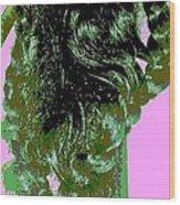 Mariposa Wood Print