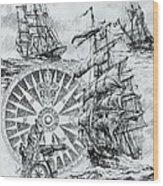 Maritime Heritage Wood Print