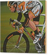 Mark Cavendish Wood Print by Paul Meijering