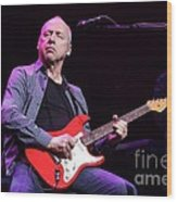 Dire Straits - Mark Knopfler Wood Print