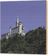 Marksburg Castle 25 Wood Print